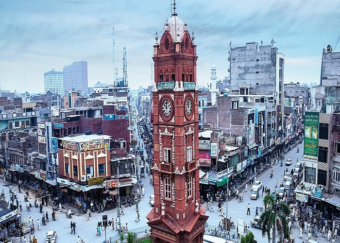 cheapest tickets to faisalabad